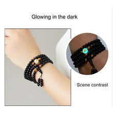 Load image into Gallery viewer, Buddha Glow in Dark Bracelet - IsleOfGifts