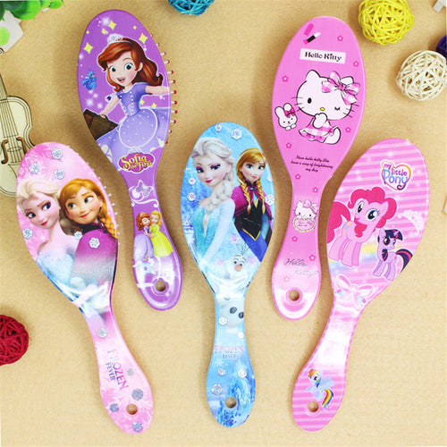Cute Frozen air cushion comb - IsleOfGifts