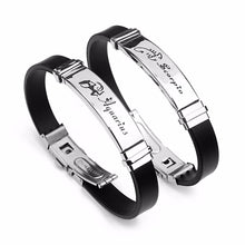 Load image into Gallery viewer, Zodiac Stainless Steel Bracelet - IsleOfGifts