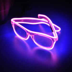Led Glowing Glasses - IsleOfGifts