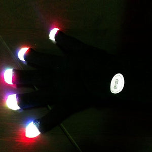Halloween LED Light Glove - IsleOfGifts