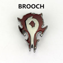 Load image into Gallery viewer, World of Warcraft Gothic Necklace - IsleOfGifts