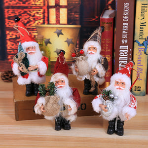 Santa Claus Tree Decoration - IsleOfGifts