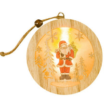 Load image into Gallery viewer, LED Wood Light for Christmas Tree Decorations - IsleOfGifts