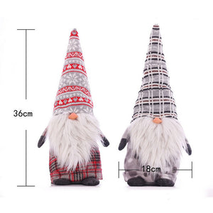 2018 New Christmas Forest Old Man Christmas Doll for Kids Children - IsleOfGifts