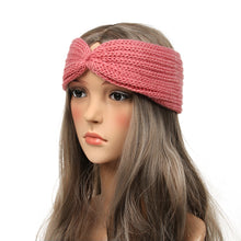 Load image into Gallery viewer, Winter Fashion Knitted Wool Headband For Women