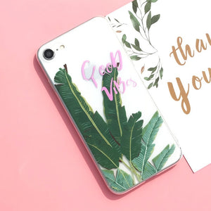 Soft TPU Silicone Case For iPhone
