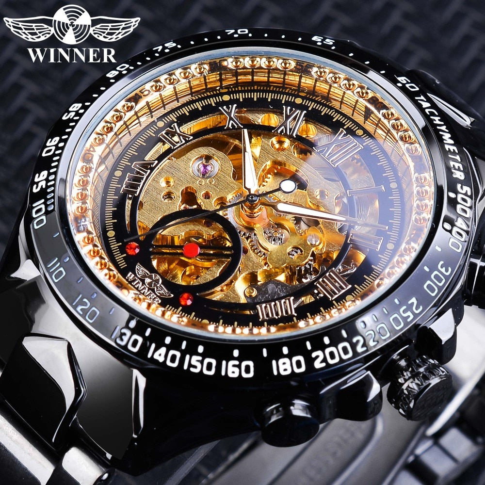 Luxury Automatic Watch for Men - IsleOfGifts