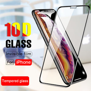 10D iPhone Protective Glass - IsleOfGifts