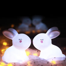 Load image into Gallery viewer, Cute Rabbi LED Night Light - IsleOfGifts