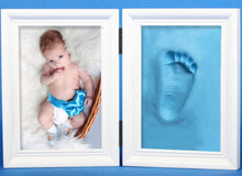 Load image into Gallery viewer, New Born  Hand/Foot print Air Drying Kit (Frame not included) - IsleOfGifts