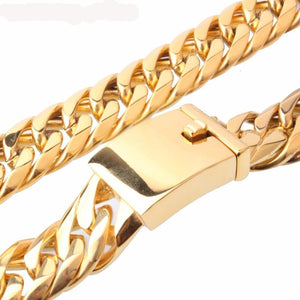 Miami Cuban Chains For Men's - IsleOfGifts