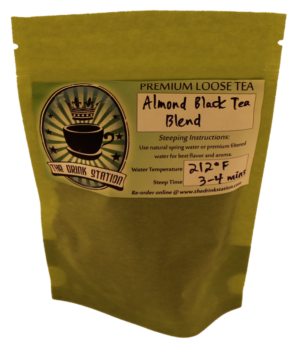 Almond Black Tea (Clearance Bag)