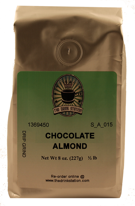 Chocolate Almond Flavored Coffee