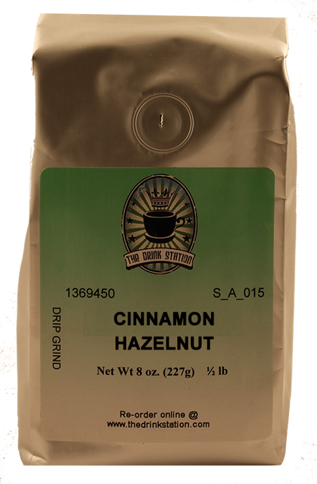 Cinnamon Hazelnut Flavored Coffee