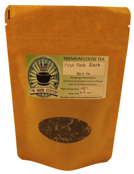 Darjeeling First Flush Black Tea (Clearance Bag)