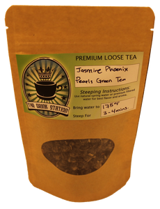 Jasmine Phoenix Pearls Green Tea (Clearance Bag)