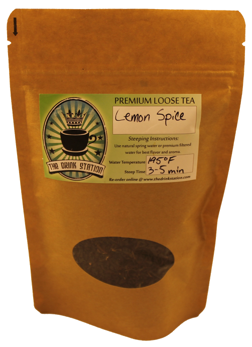 Lemon Spice Black Tea (Clearance Bag)