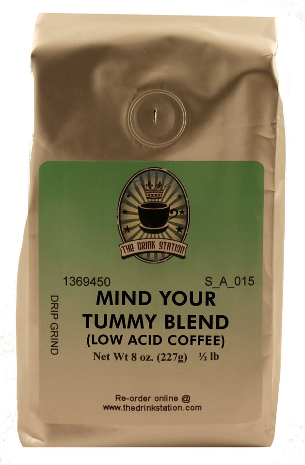 Mind Your Tummy Blend Low-Acid Coffee