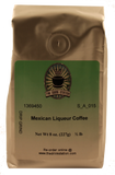 Mexican Liqueur and Cream Flavored Coffee