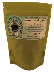 "Nannuo ""Sticky Rice"" Sheng Pu'erh Tea (Clearance Bag)"