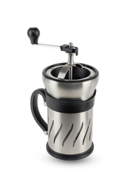 2-in-1 Coffee Mill and French Press by Peugeot