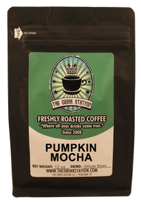 Pumpkin Mocha Flavored Coffee