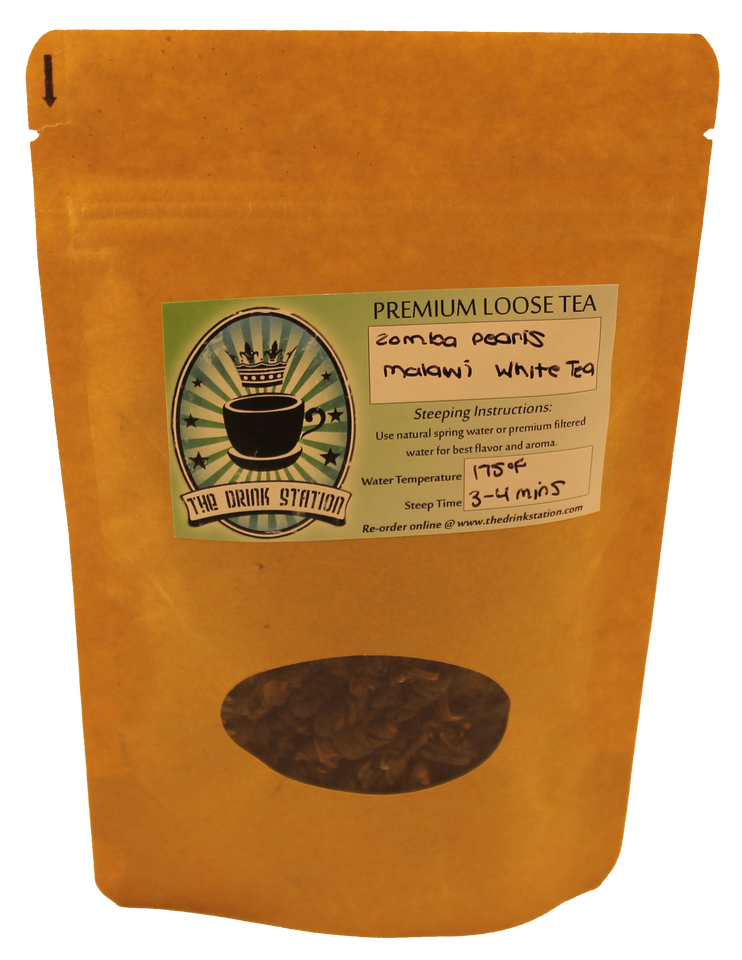 Zomba Pearls White Tea (Clearance Bag)