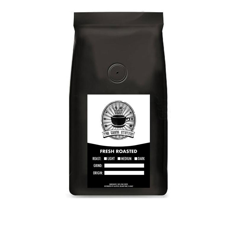 Organic French Roast Blend Coffee