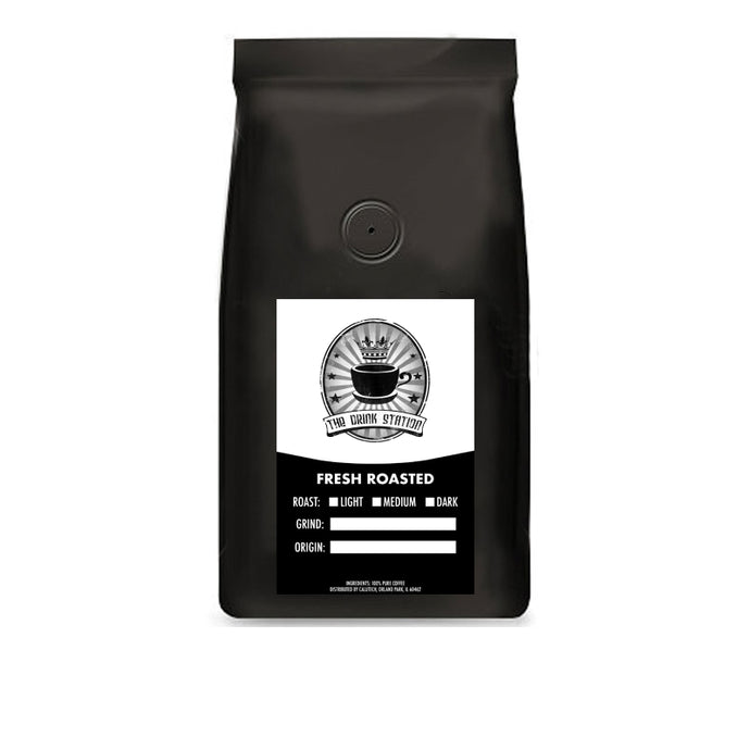 Sumatra Black Satin Single-Origin Coffee