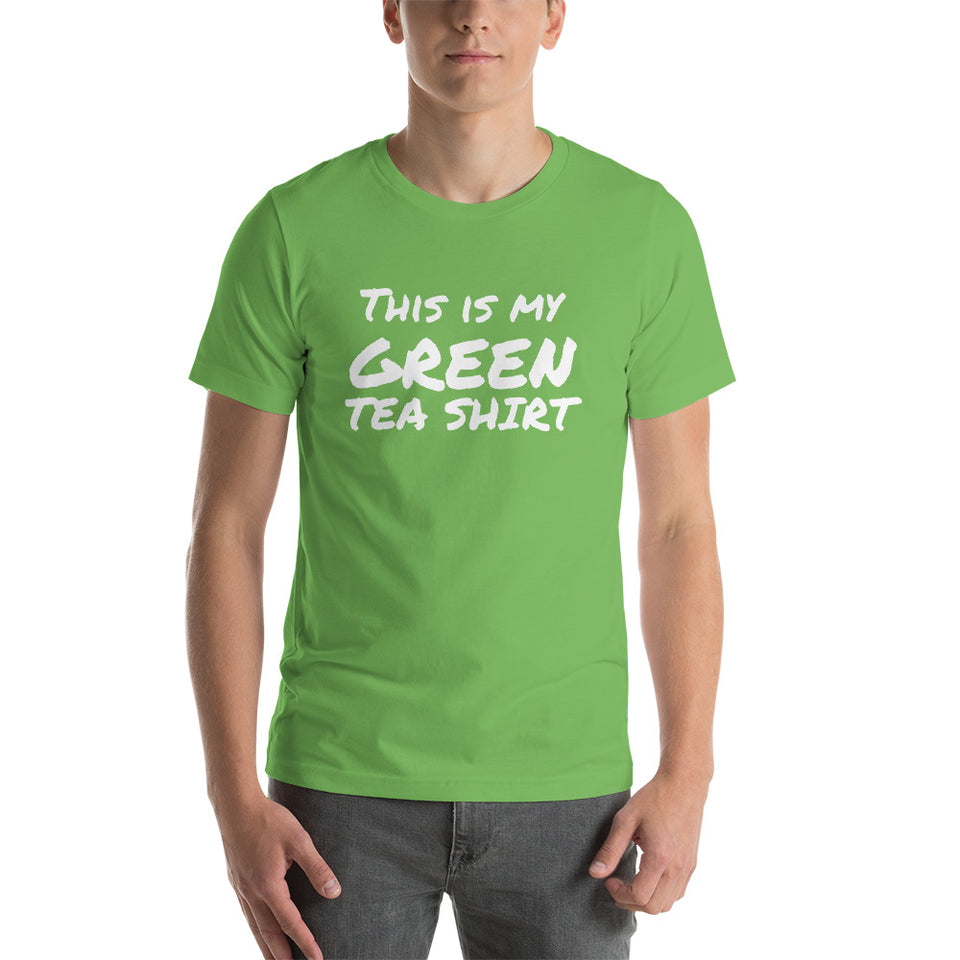 Green Tea Shirt