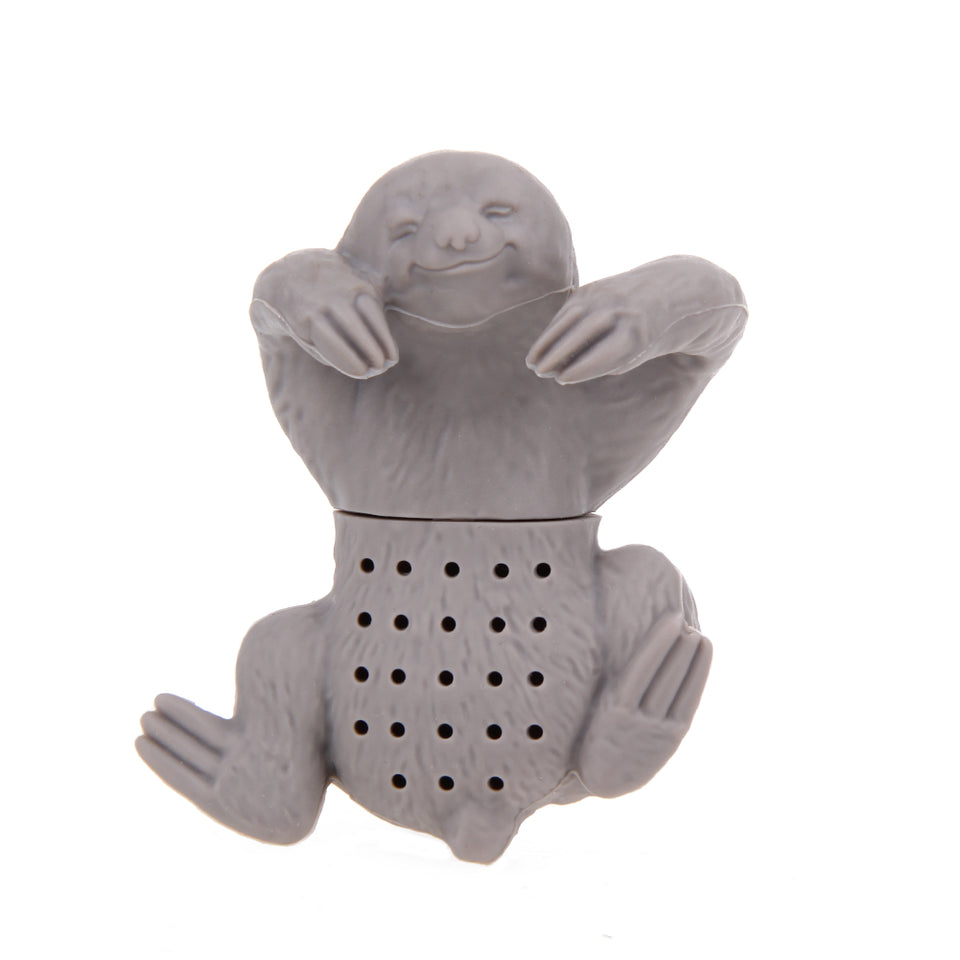 Slow and Easy Sloth Silicone Tea Infuser