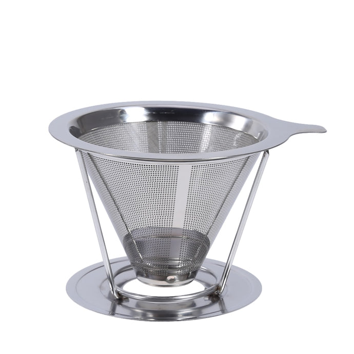 Permanent Pour Over Coffee Filter