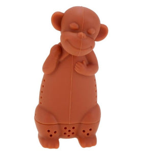 Monkey Silicone Tea Infuser