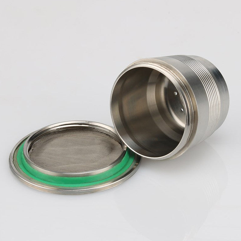 Stainless Steel Reusable Nespresso Capsule