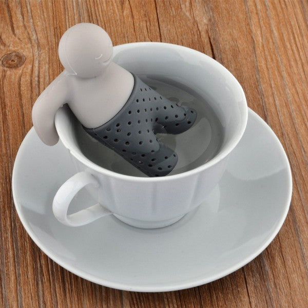 Little Man Silicone Tea Infuser