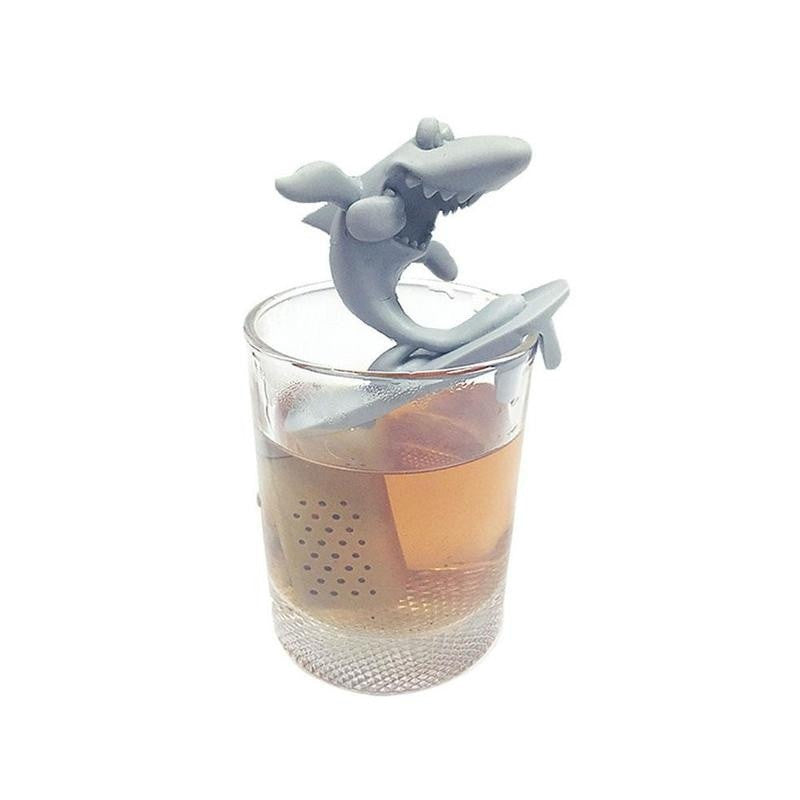Sharks Just Want to Have Fun Tea Infuser