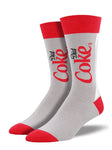 Men's Diet Coke Graphic Socks