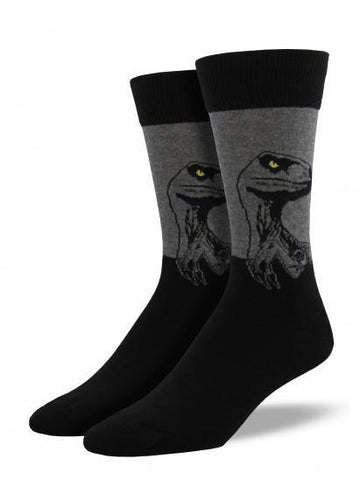 Men's Raptor Graphic Socks