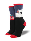 Ladies Cheers Graphic Socks