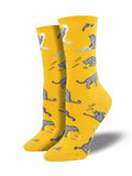 Ladies Cativities Graphic Socks