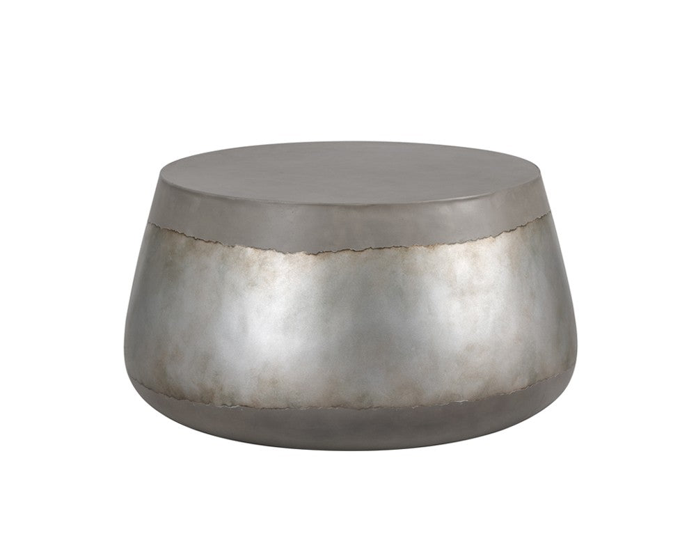Aries Coffee Table - Silver