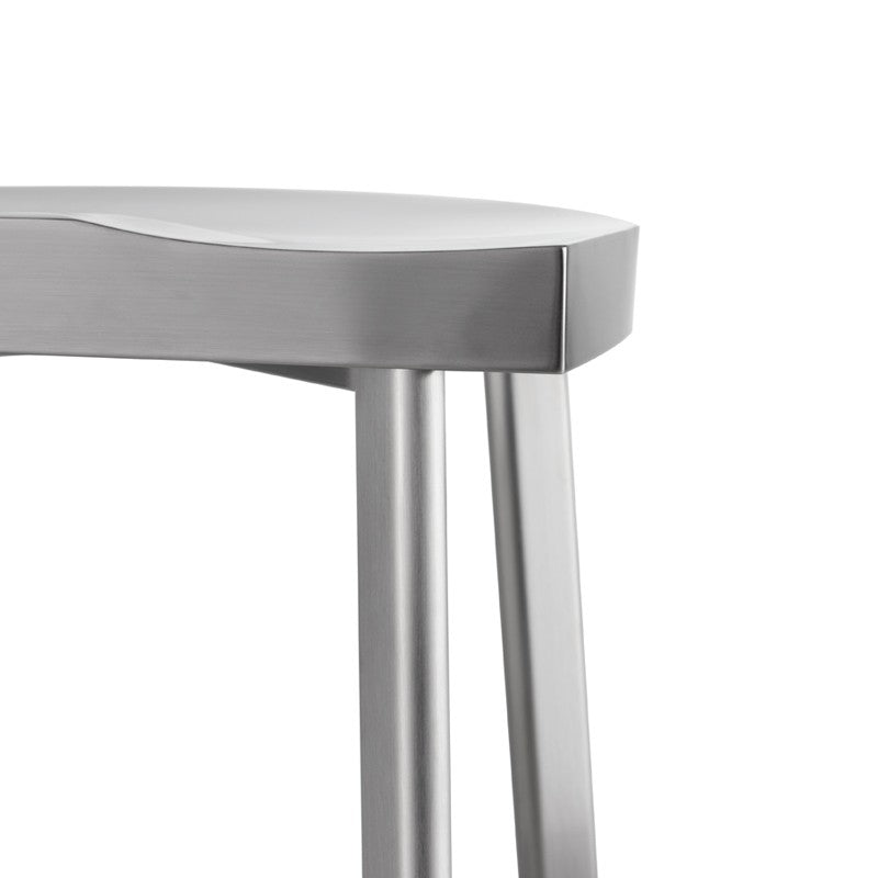 Icon Bar Stool / Counter Stool - Graphite