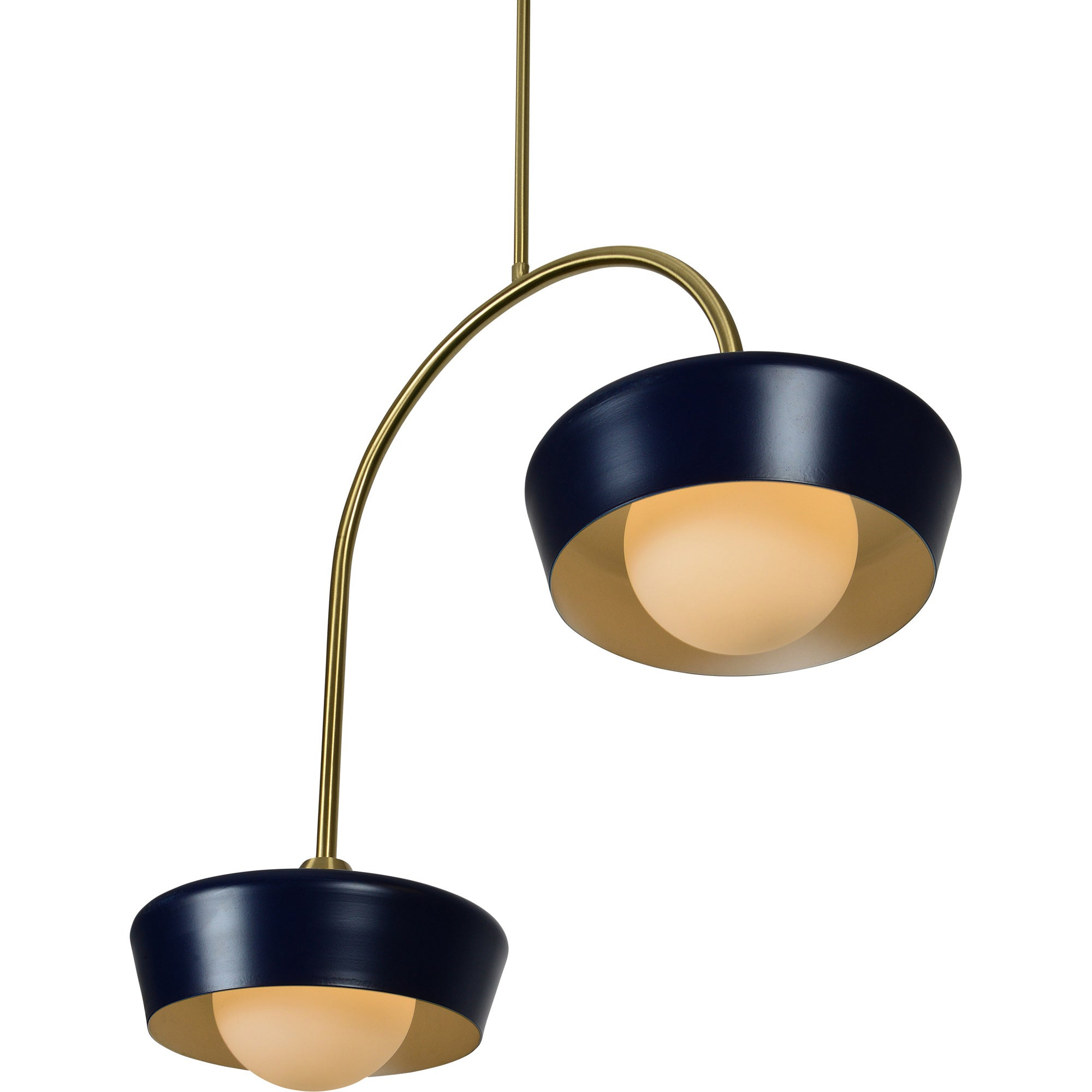 Nevada Navy Pendant Light