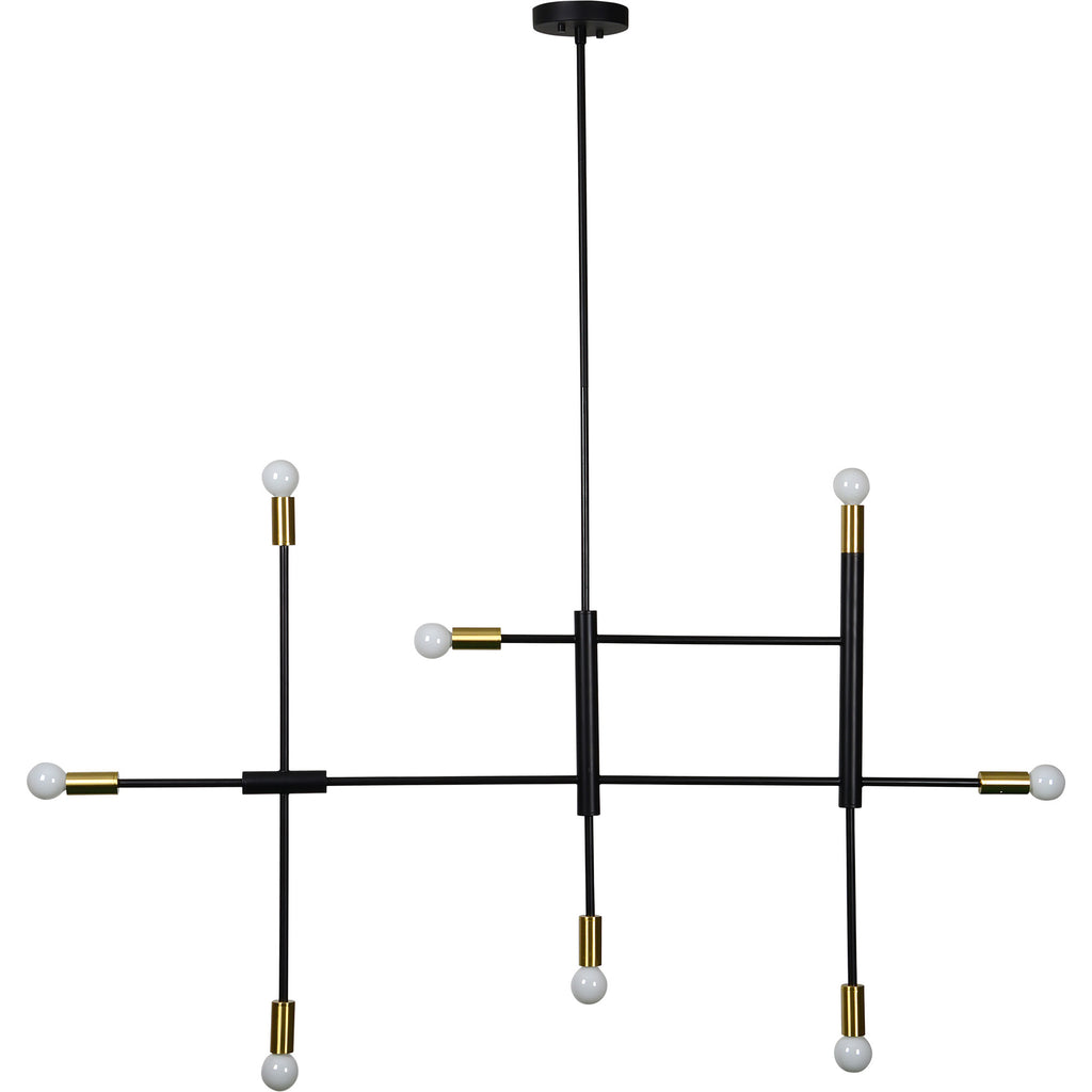 Reegler Iron Pendant Light