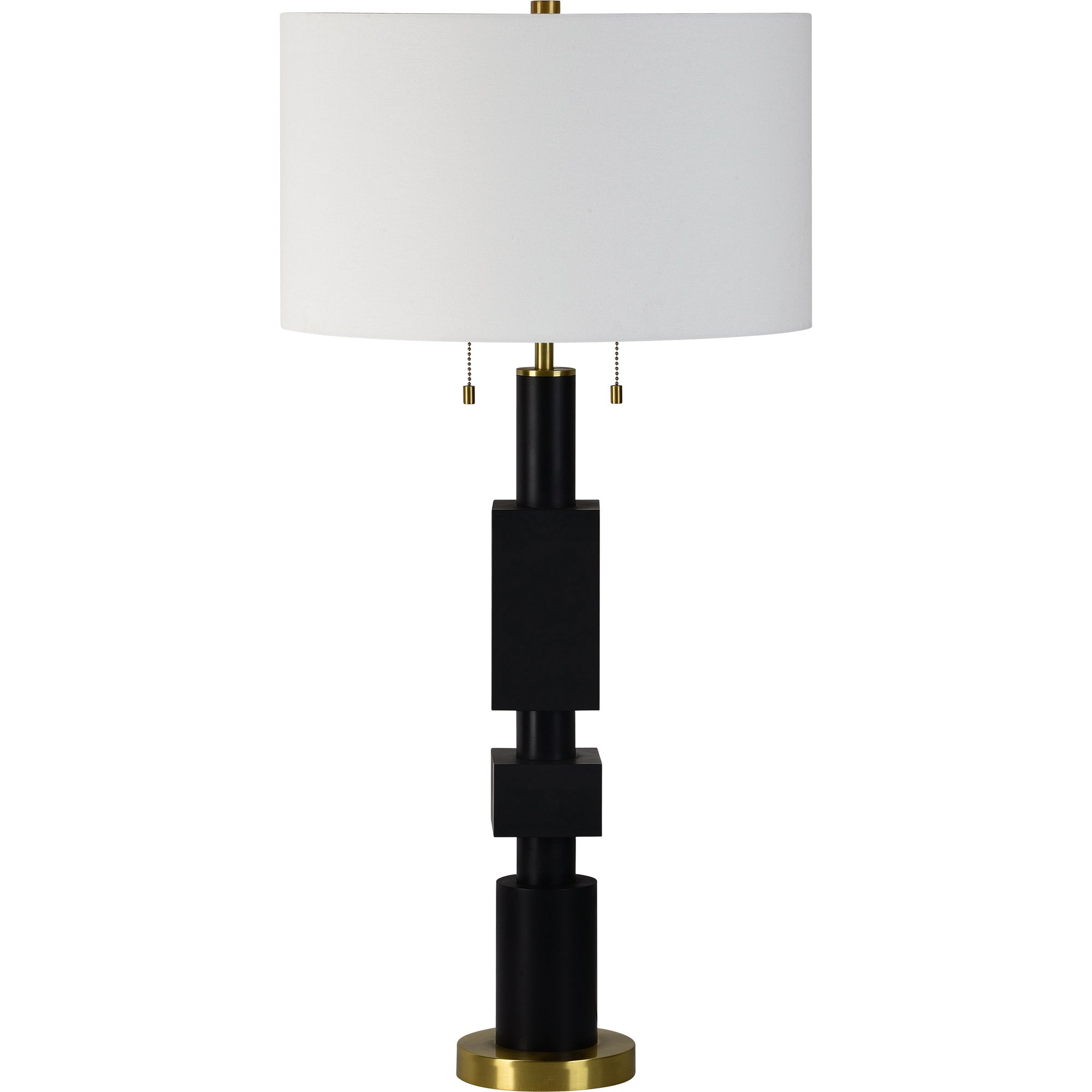 Wilhelm Black And Gold Table Lamp