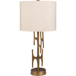 Valour Gold Table Lamp