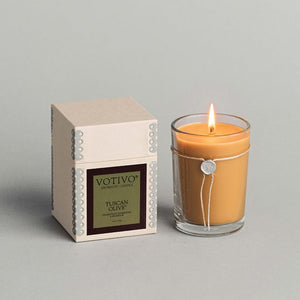 Votivo 6.8OZ Aromatic Candle-Tuscan Olive