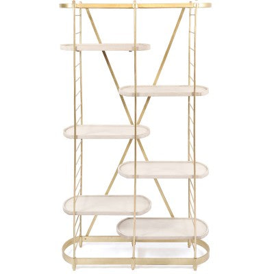 Flamingo Shelf Unit