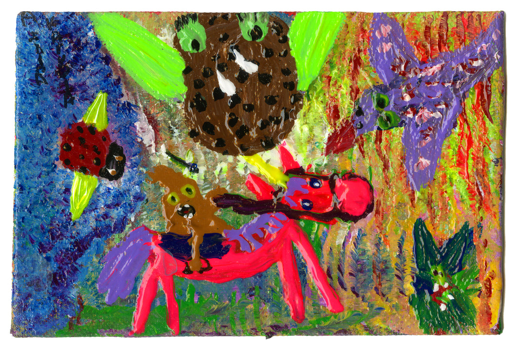 Ashlea Karkula, Untitled